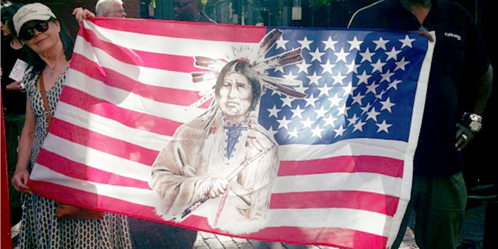 Fighting Big Oil and Big Banks to Save Sacred Lands, Precious Water and Unraveling Climate