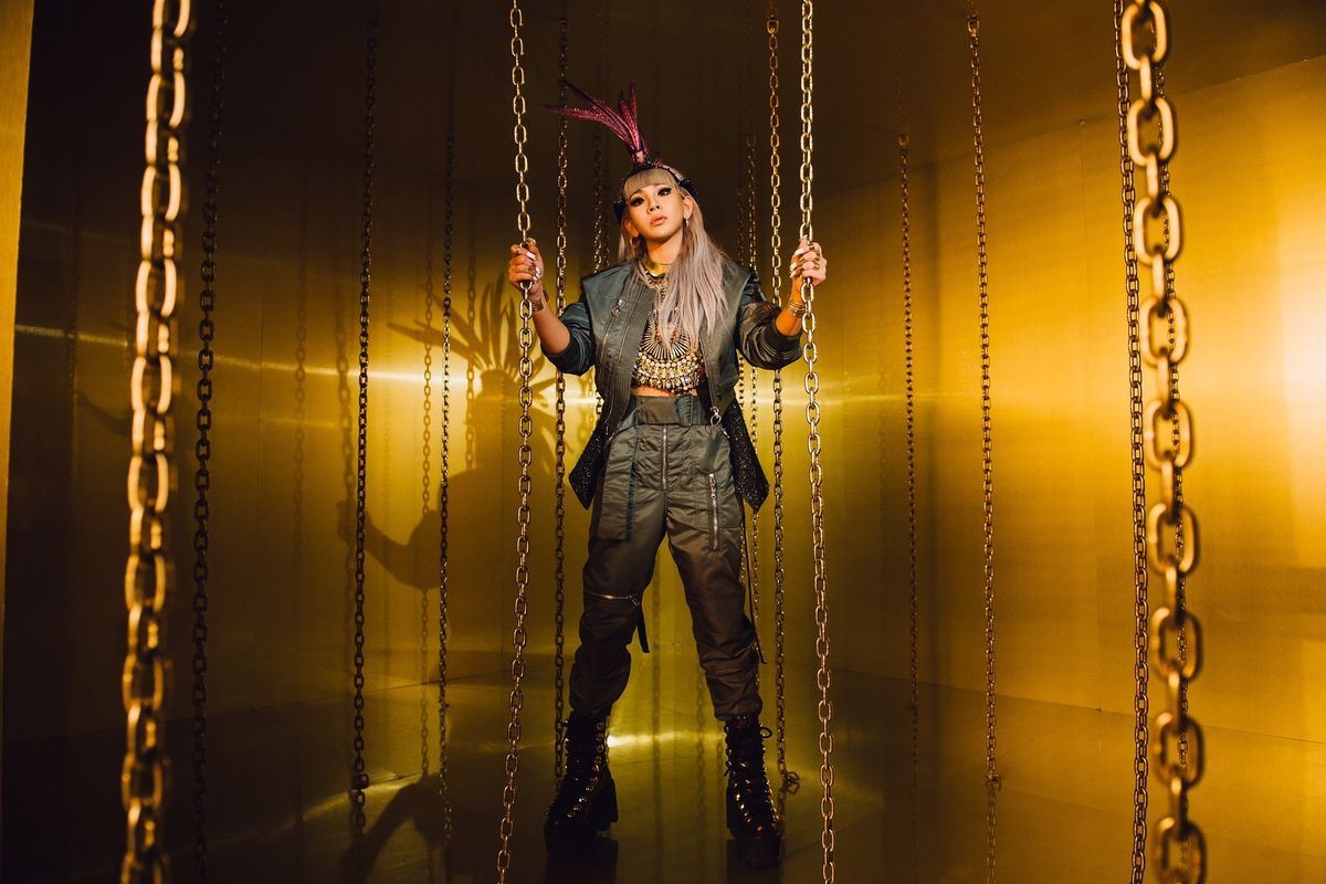 CL, K-Pop's Queen Bee, Prepares to Conquer America