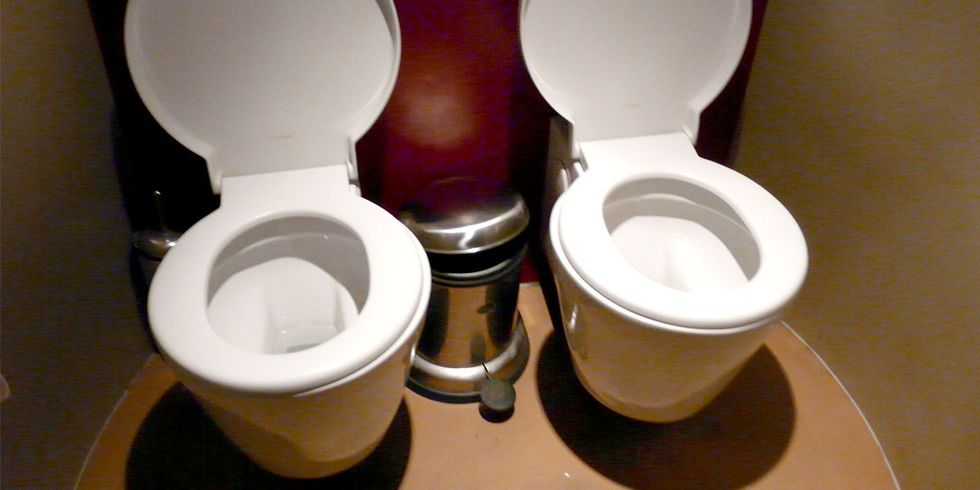 Can You Guess What's 11,000 Times Dirtier Than a Toilet Seat?