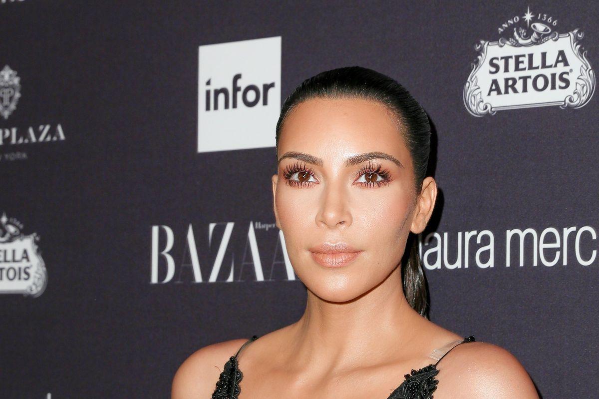 Kim Kardashian Might Vote for Trump