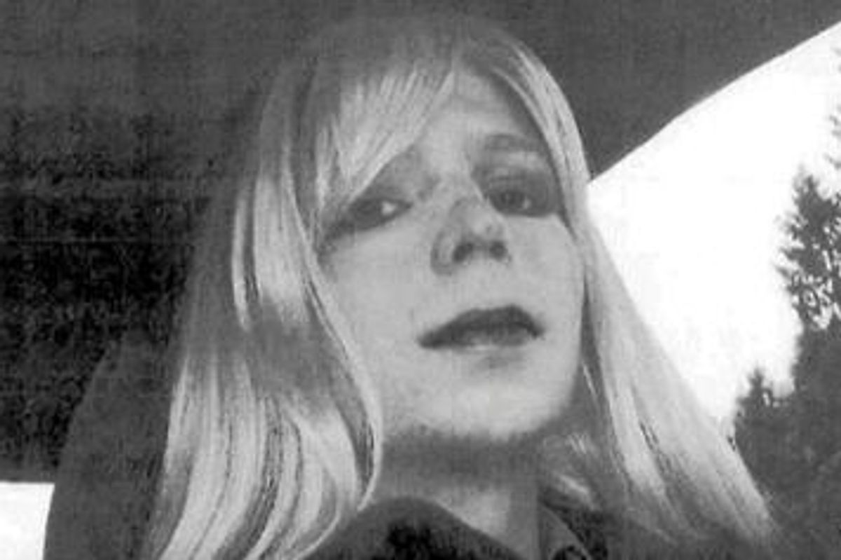 Chelsea Manning Sentenced To 14 Days Of Solitary Confinement For Her Suicide Attempt