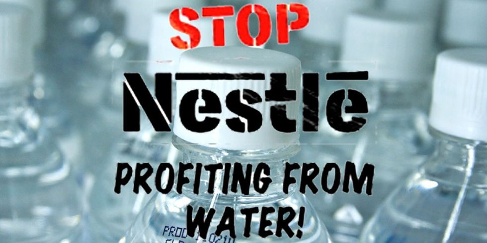 Boycott Launched After Nestlé Outbids Drought-Stricken Town to Buy Well for Bottled Water