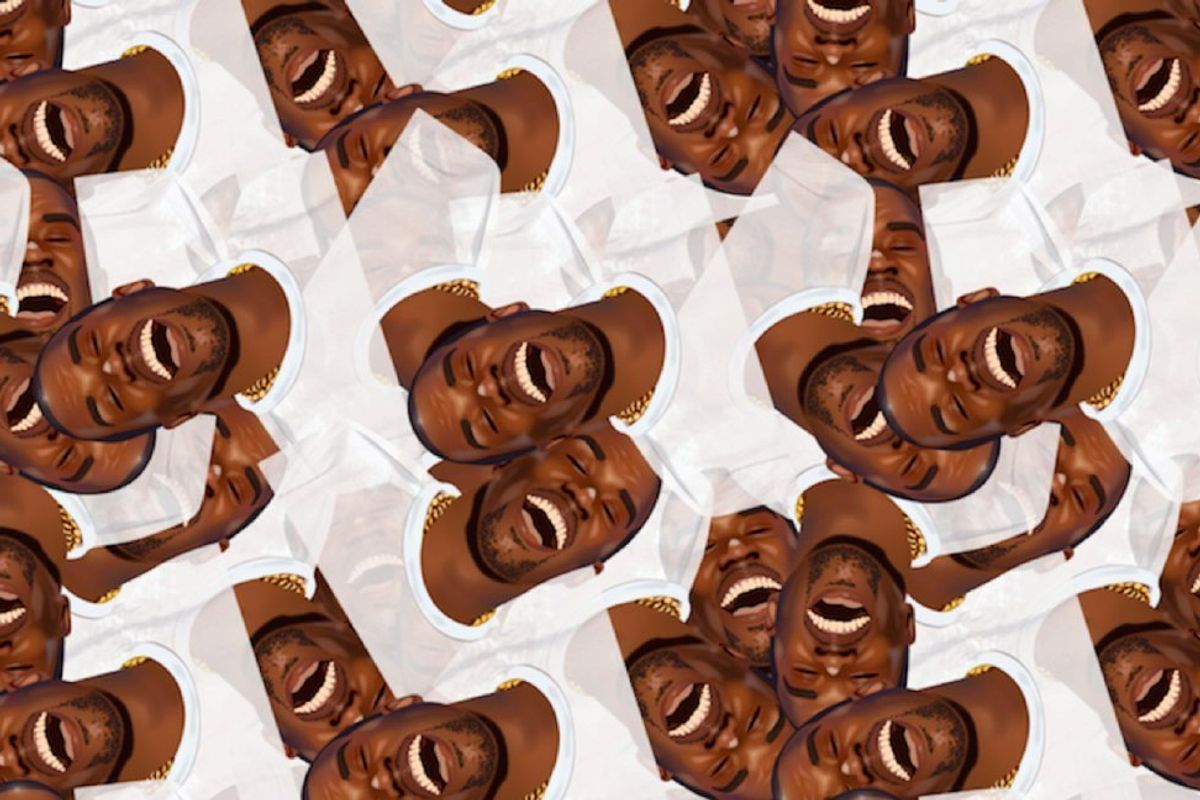 Kim Kardashian Is Selling Laughing Kanye Kimoji Phone Cases