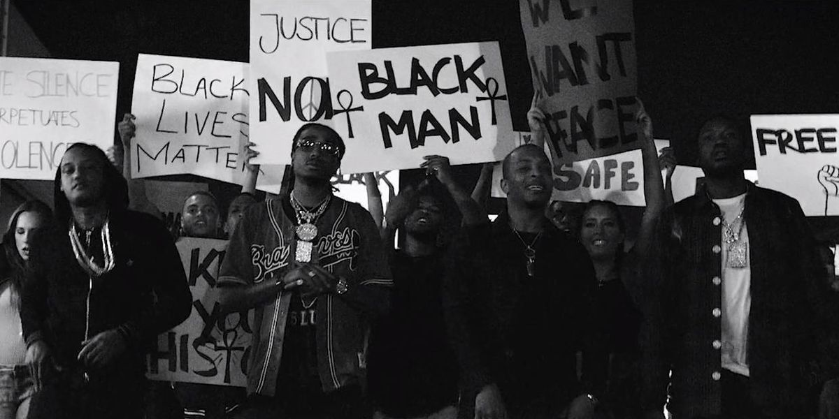 """Watch T.I.'s Powerful, Politically-Charged New Video For """"Black Man"""""""