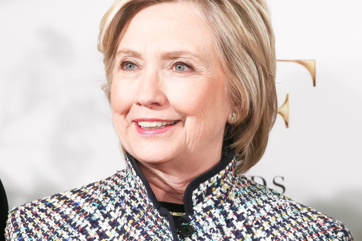 Why Are We Talking About Hillary Clinton's Kitten Heels?