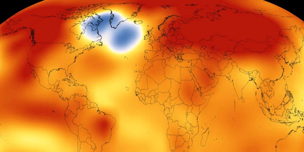 Earth 'Locked Into' Temperatures Not Seen in 2 Million Years