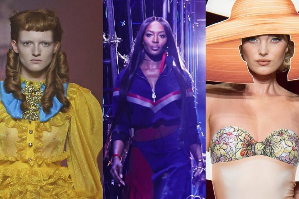 Arrivederci, Milano! 9 Stand-Out Moments from Milan Fashion Week