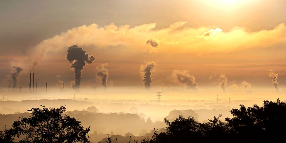 92% of World's Population Breathes Toxic Air