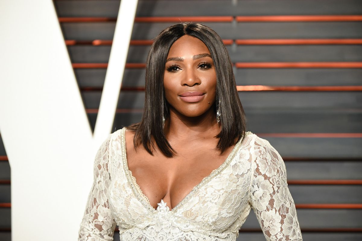 Serena Williams Pens Powerful Statement on Police Brutality