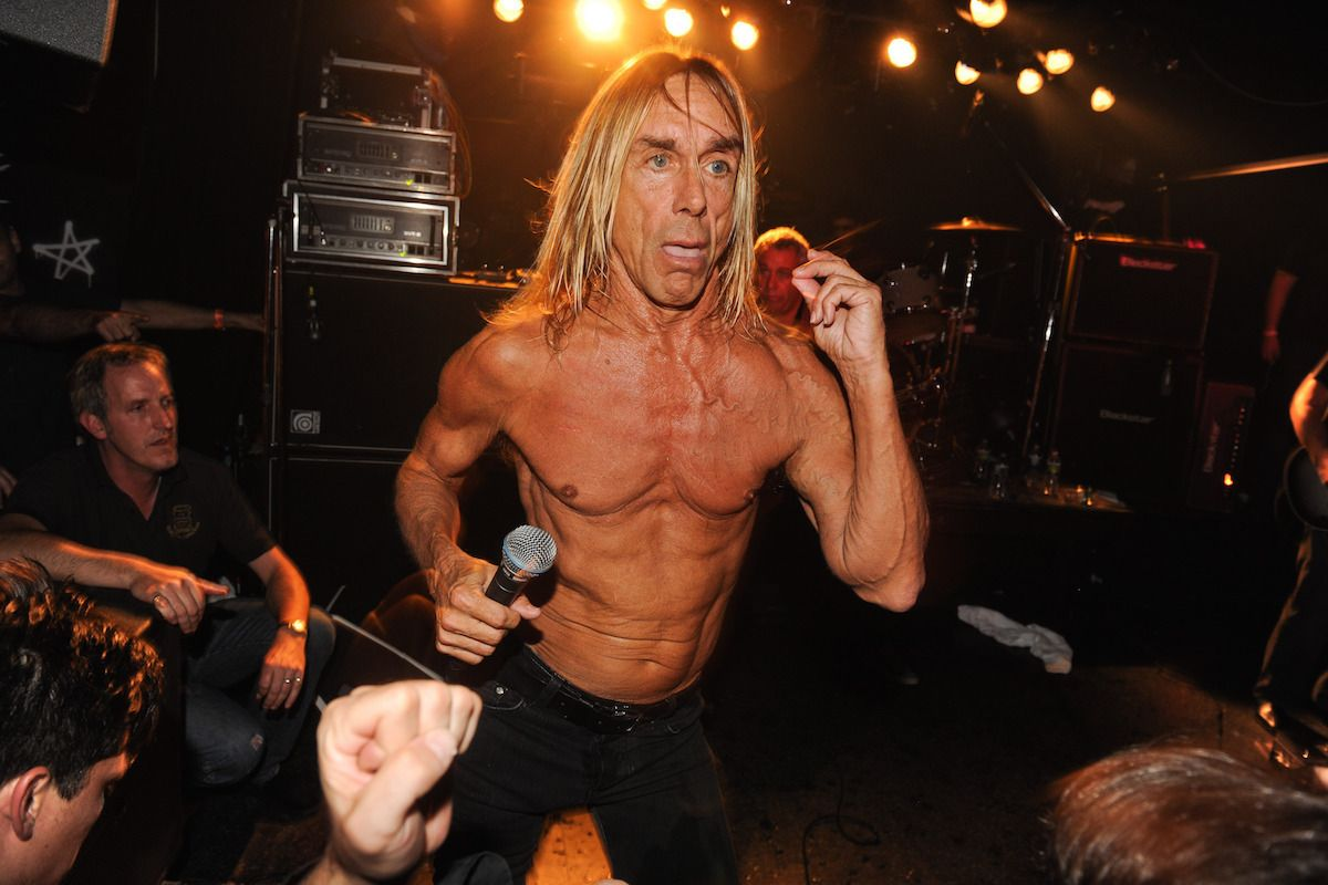Nude Drawings Of Iggy Pop Will Be Featured In An Exhibit At Brooklyn Museum
