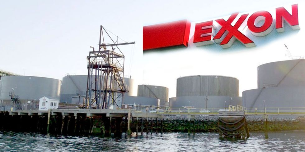 Exxon Sued Again, This Time for Polluting Mystic River