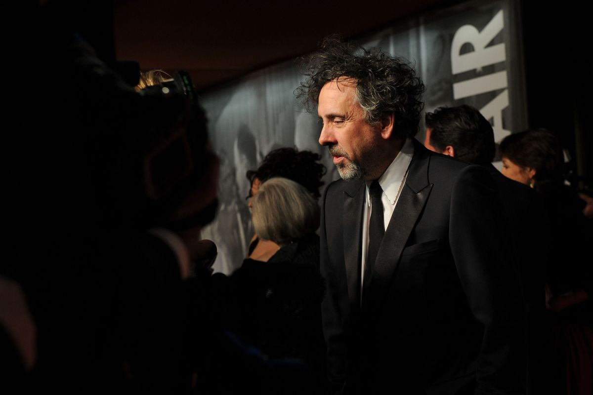 Tim Burton Tries (And Fails) To Justify The Lack Of Diversity In His Films