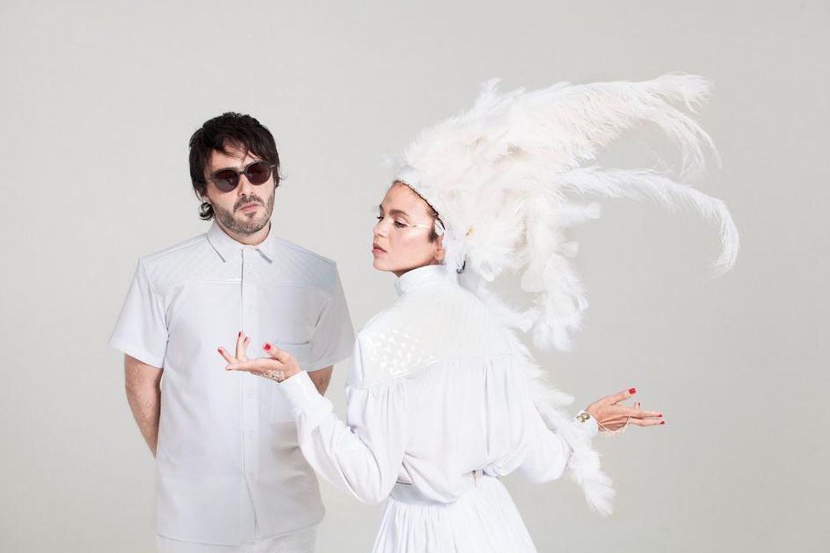Bomba Estéreo's Simón Mejía Talks Music Videos, Globalization, and Making Art in Colombia