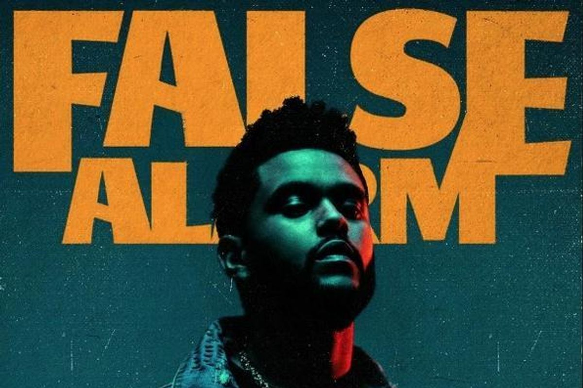 """Listen To The Weeknd's New Track """"False Alarm"""""""