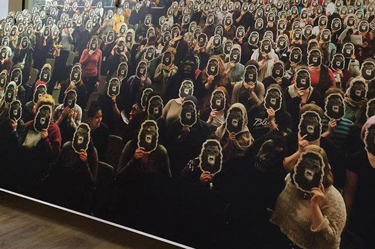Activist Group Guerrilla Girls Call Out 383 European Art Institutions on Diversity