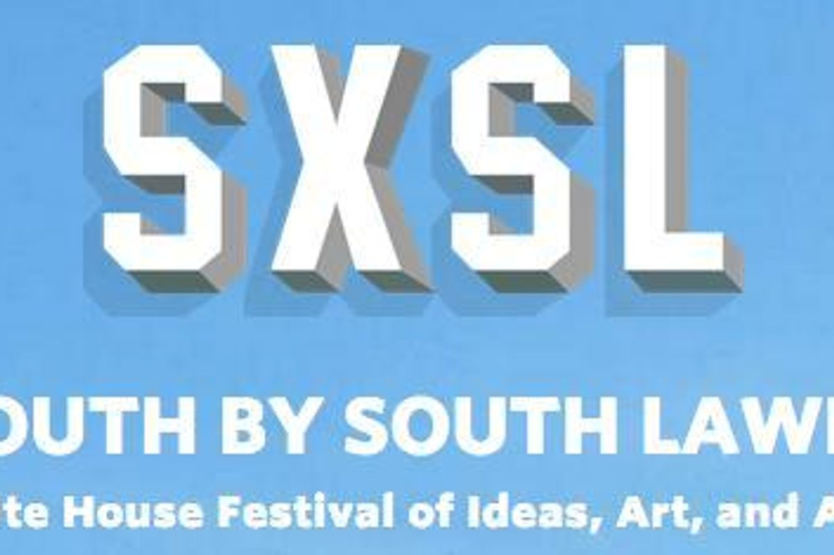 Watch The Live Stream of The White House's South By South Lawn Festival