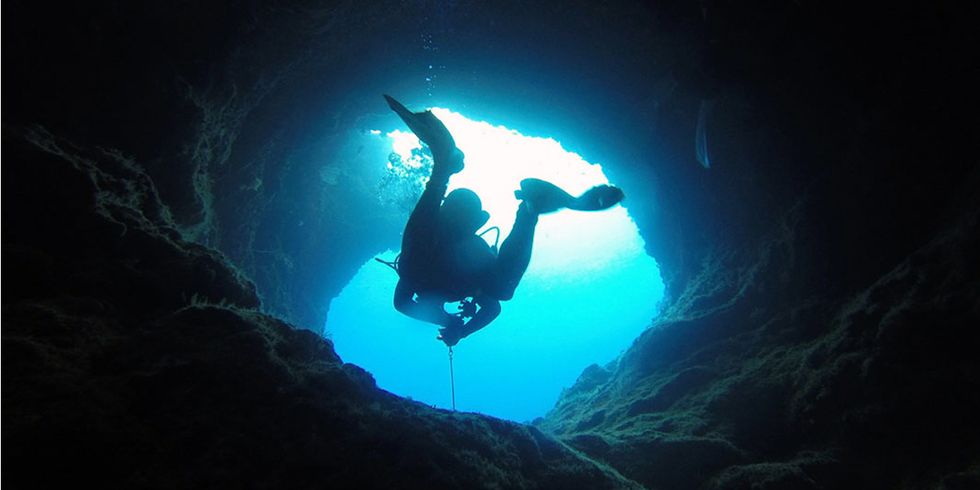 Explorers Find World's Deepest Underwater Cave