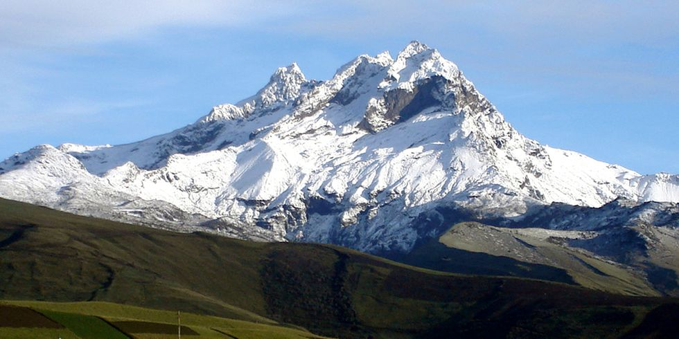 Glaciers on These 25 Mountains Will Completely Melt in 25 Years