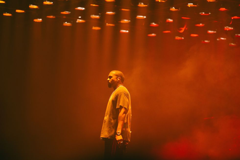 Kanye West Cancels Tour Dates To Be With Kim Kardashian And Children