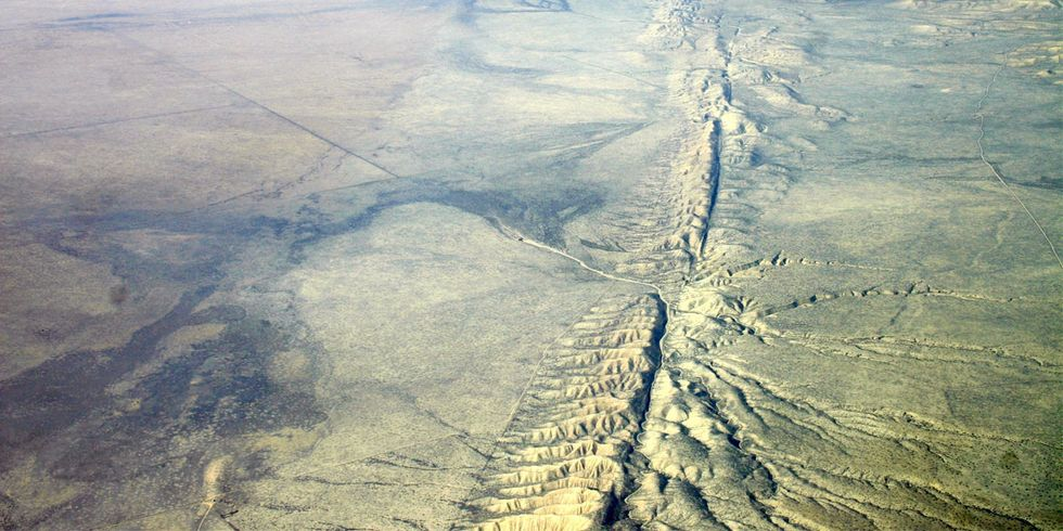 Swarm of Earthquakes Near San Andreas Fault Triggers Fear of a Big One