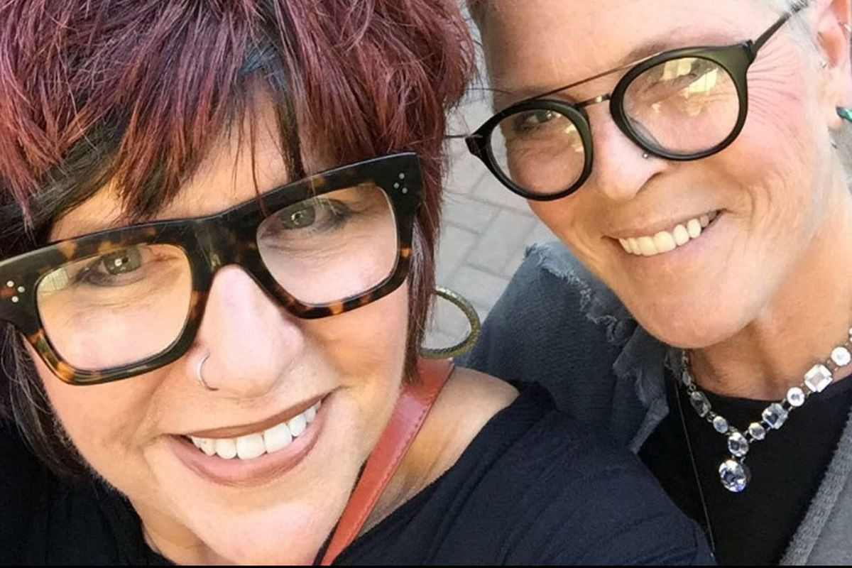 Together This Couple Makes Provincetown a Destination for Queer Women Year-Round