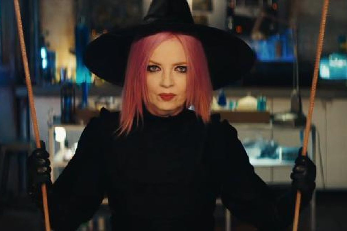 """Watch Garbage's Eerie New Video """"Magnetized"""""""