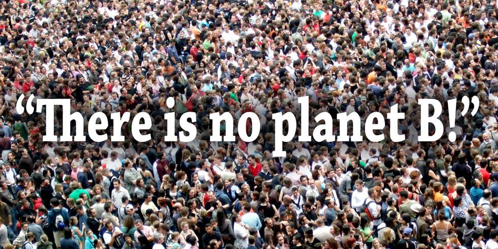 Where on Earth Are We Going to Put the Next Billion People?