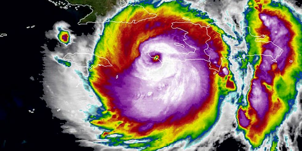 Hurricane Matthew Pummels Haiti, Heads Toward Florida, Carolinas