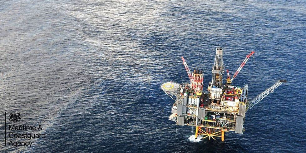 BP Platform Leaks Oil Into North Sea With No Plans to Clean It Up