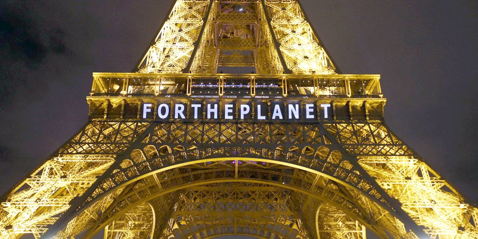'Signed, Sealed and Delivered': Paris Climate Agreement Reaches Major Milestone