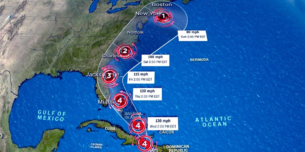 Most Powerful Storm in a Decade Threatens East Coast, Largest Evacuation Since Sandy