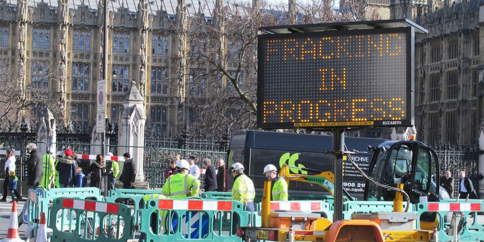 Fracking Gets Green Light in UK After Landmark Ruling