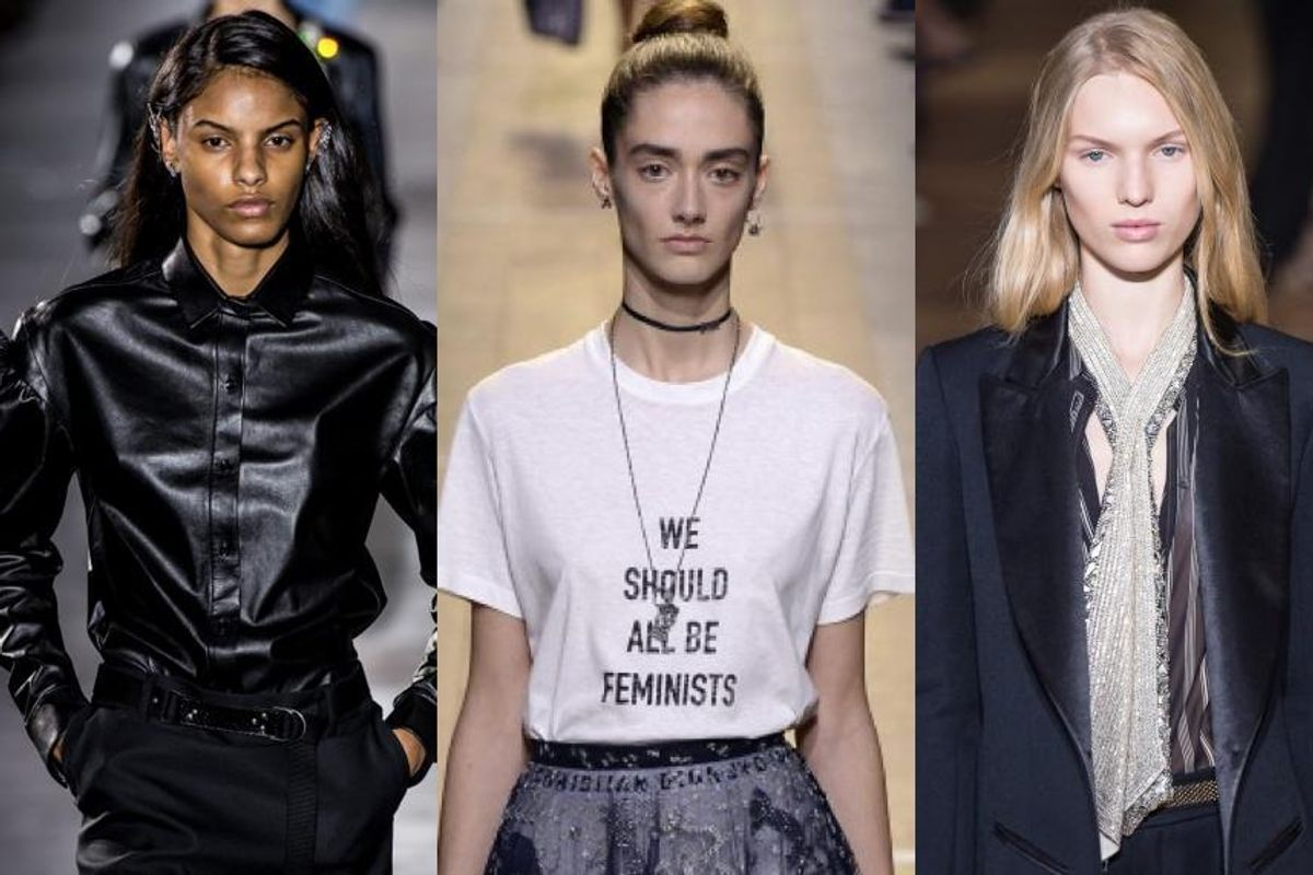 The 9 Best Moments (and 1 Worst) from Paris Fashion Week