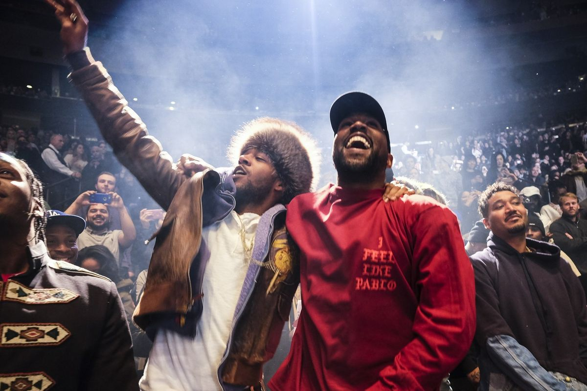 This Unreleased Kanye West / Kid Cudi Demo Featuring Daft Punk And Michael Jackson Is HOT FIRE