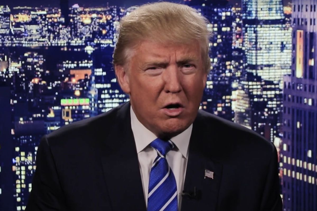 Donald Trump Apologizes For His 2005 Video Comments