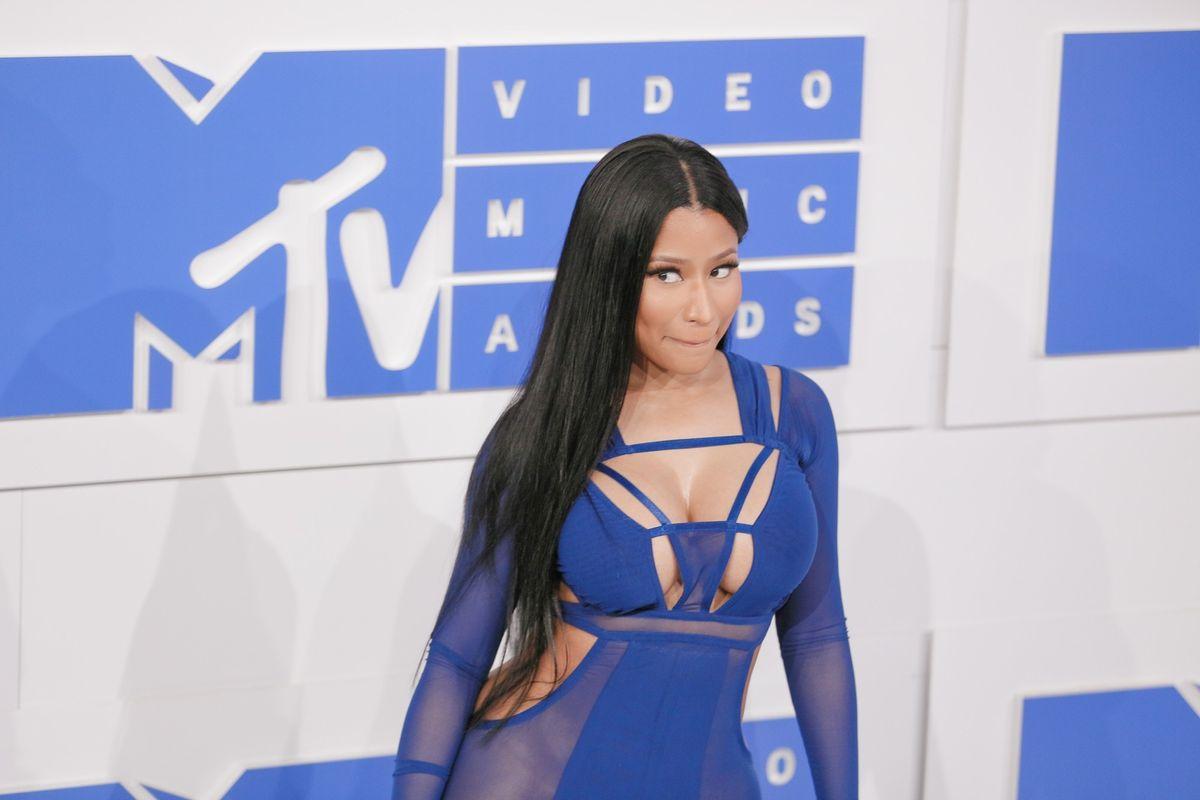 Nicki Minaj Was Kidding About That New Album