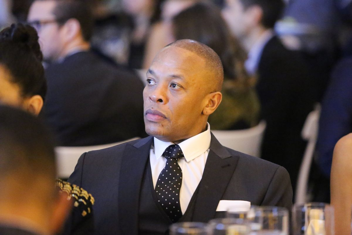 Dr. Dre Reportedly Threatens To Sue Sony Over New Biopic 'Surviving Compton'