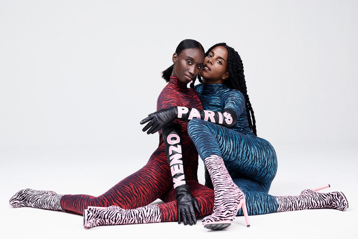 Preview The Tiger-tastic H&M x Kenzo Collection