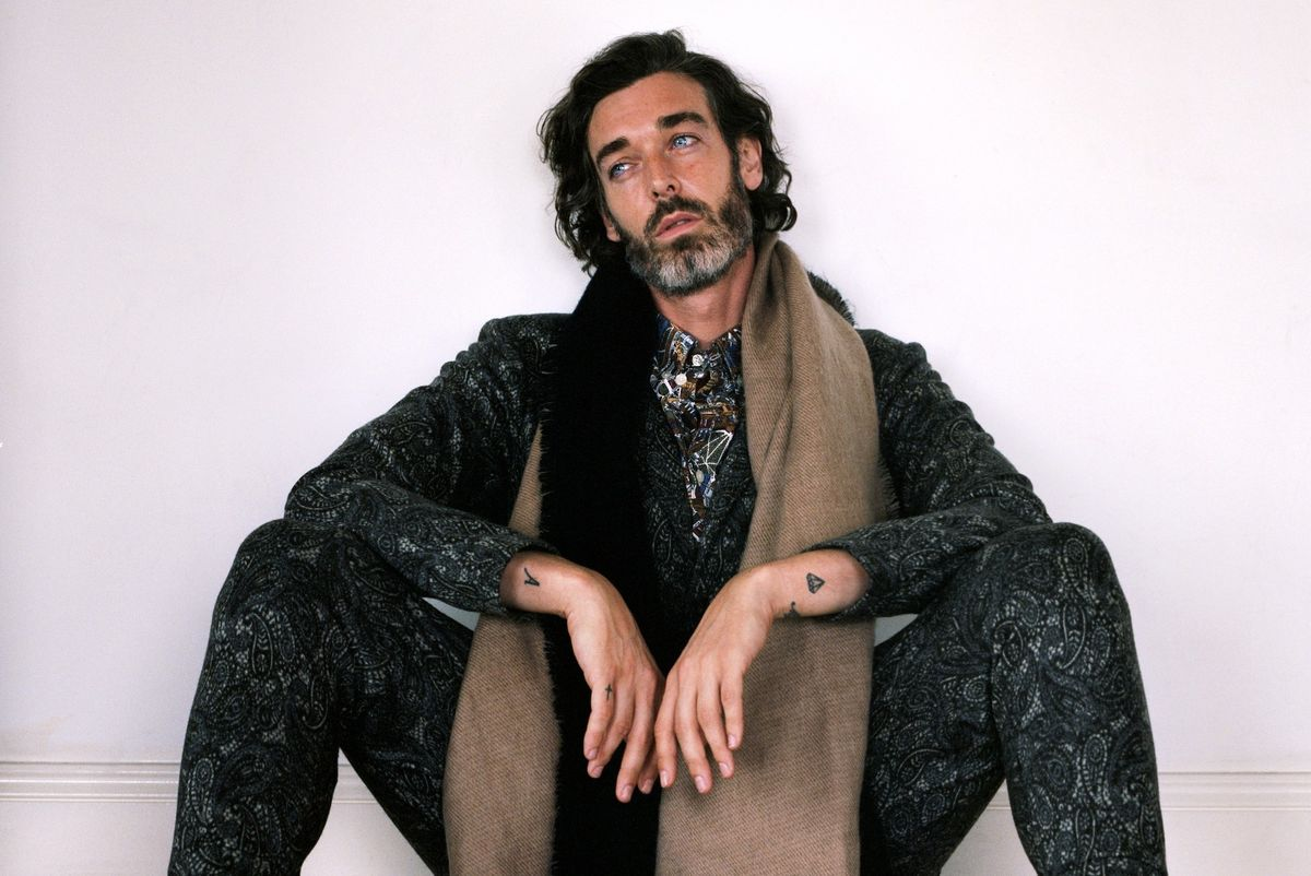 Model Crush Monday: Richard Biedul