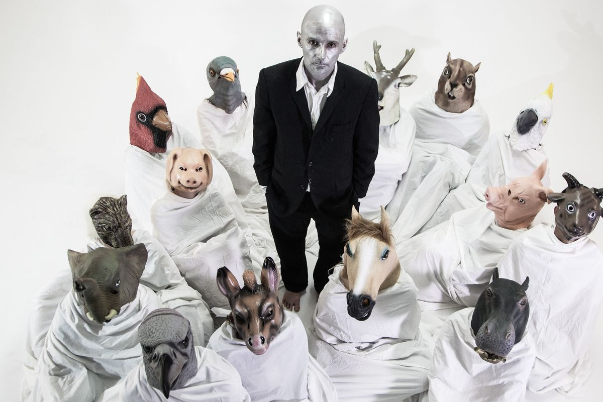"PREMIERE: Listen To Moby's New Auditory Call To Action, ""Hey Hey"""