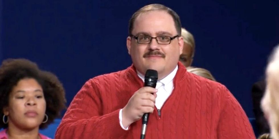 Everything You Need to Know About Viral Sensation Ken Bone and His Presidential Debate Question