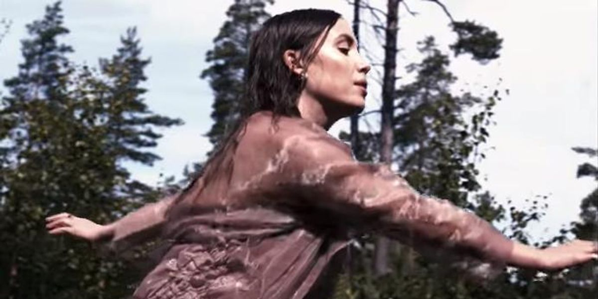 "Watch The NSFW Lykke Li-Directed Video For ""Wings of Love"" By Her Supergroup With Miike Snow and Peter Bjorn And John"