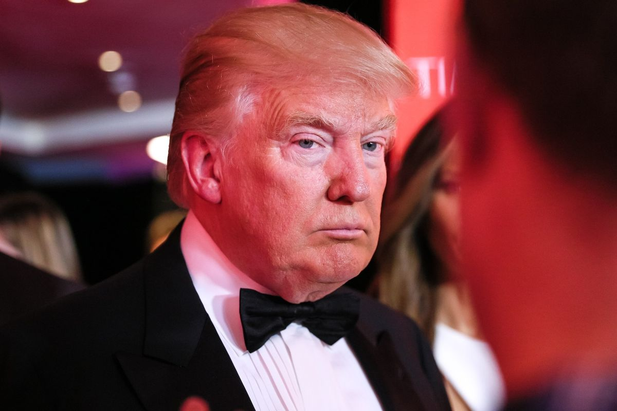 Update: Miss USA Contestants Say Donald Trump Groped Them, Walked In On Them Changing