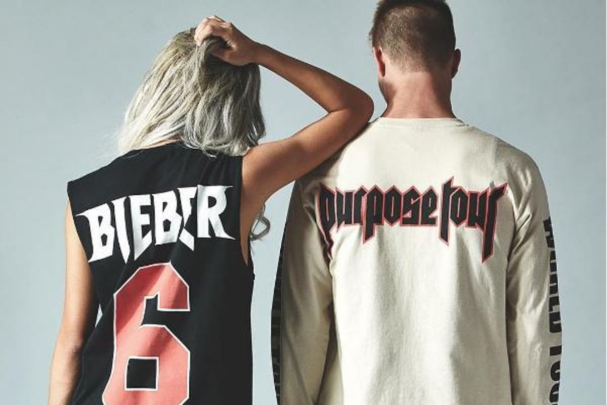 Justin Bieber Has Teamed Up With PacSun On His New Purpose Tour Collection