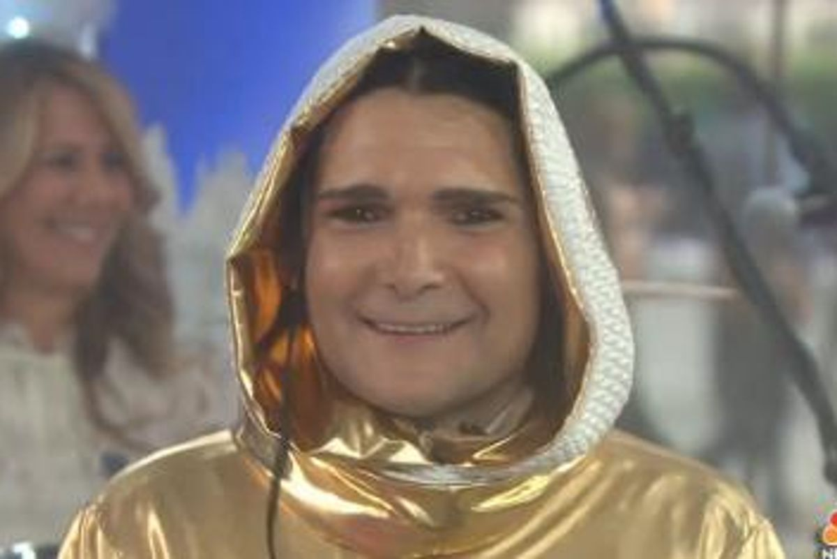 """Corey Feldman Returns To The Today Show To Perform World-Weary Track """"Take A Stand"""""""
