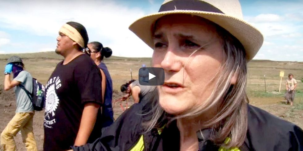 Amy Goodman: 'I Will Go Back to North Dakota to Fight This Charge'