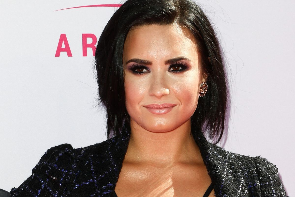 Demi Lovato Is Ready To Give Up Music For… MMA Fighting