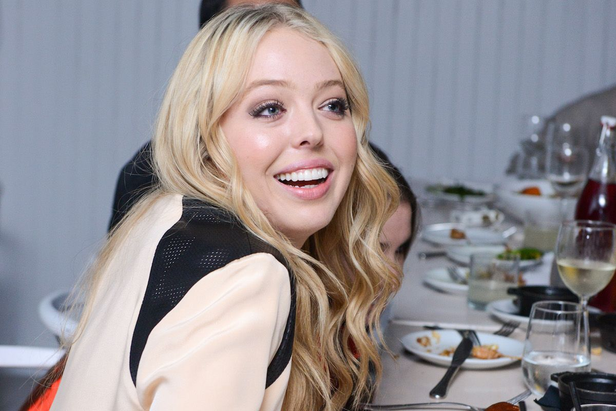 Celebrate Tiffany Trump's Birthday By Listening To Her Ghostly Rave Pop Music