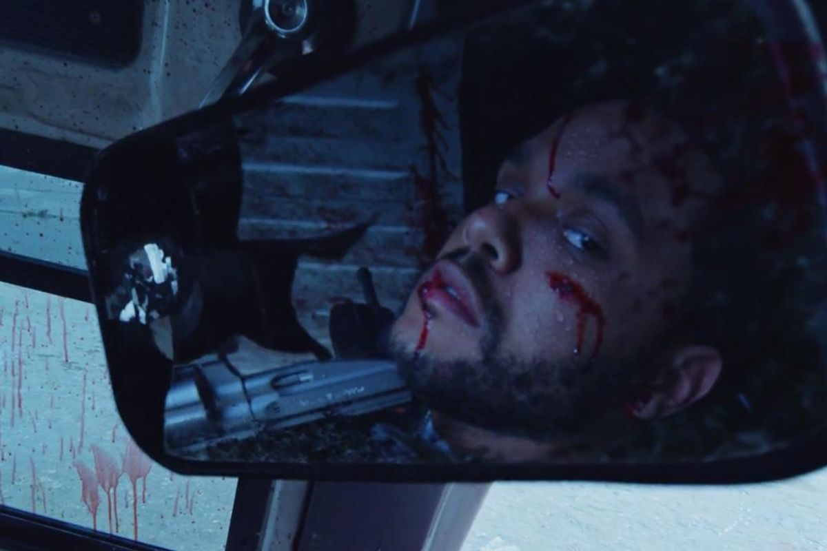 "Watch the Weeknd's Insanely Violent Video for ""False Alarm"" (If You Can Stomach It)"