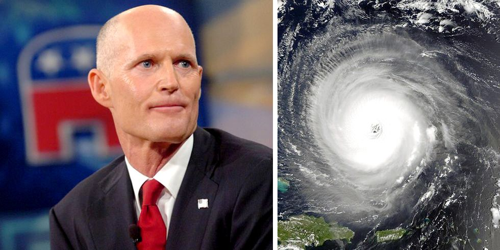 Climate Denial Collides With Extreme Weather